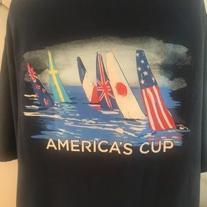 Vineyard Vines America's Cup Tee